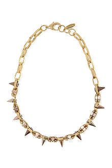 JOOMI LIM Double spike necklace