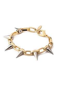 JOOMI LIM Luxe spike bracelet in gold