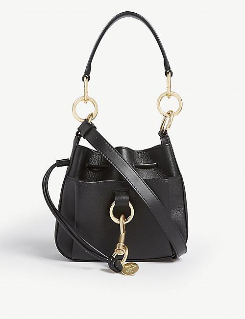 09e90e4ec6d1 SEE BY CHLOE Tony leather shoulder bag
