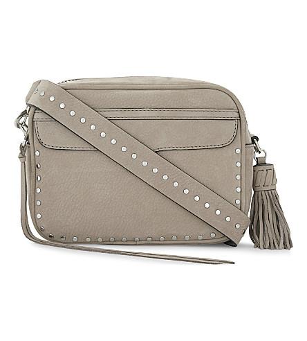 REBECCA MINKOFF Bryn camera cross-body bag (Sandstone
