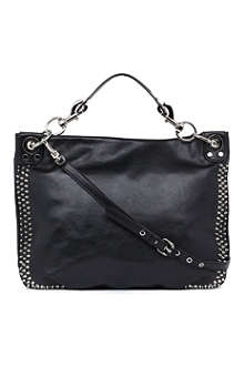 REBECCA MINKOFF Luscious mini leather shoulder bag