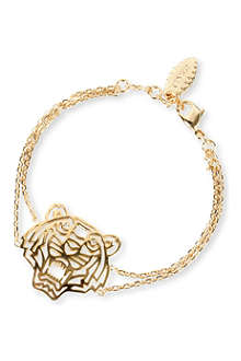 KENZO Tiger charm bracelet