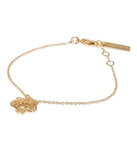 KENZO Mini tiger bracelet (Gold