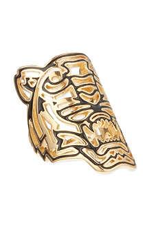 KENZO Large tiger ring