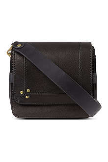 JEROME DREYFUSS Nicolas leather cross-body bag
