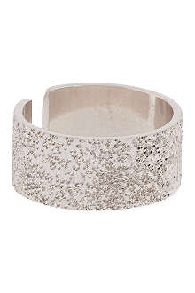 MARIA FRANCESCA PEPE Hammered midi ring