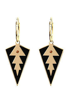 MARIA FRANCESCA PEPE Charm earrings