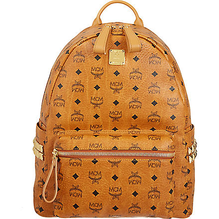 MCM Classic Stark backpack (Cognac