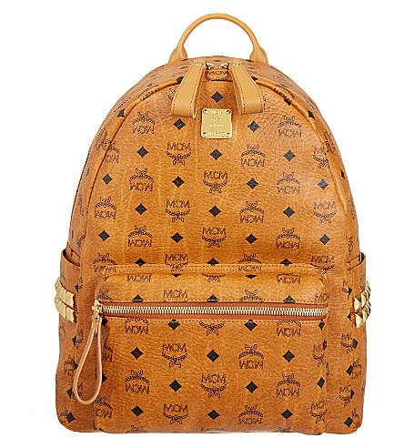 MCM Classic Stark backpack (Cognac