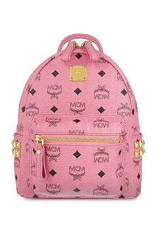 MCM Classic mini leather backpack