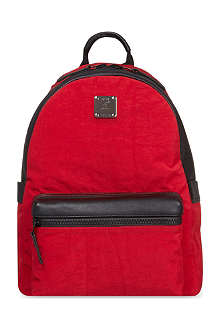 MCM Stark medium reversible backpack