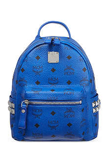 MCM Mini stud backpack