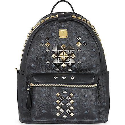 MCM Medium Brock backpack (Black