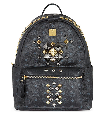 MCM Medium Brock backpack (Black
