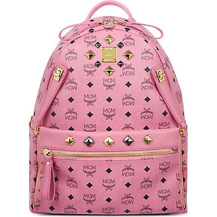 MCM Stark backpack (Pink