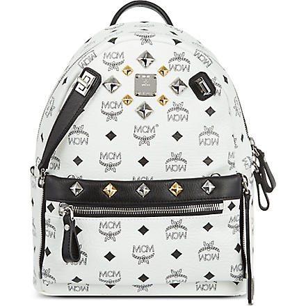 MCM Stark backpack (White
