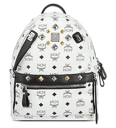 MCM Stark backpack (White