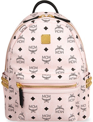 MCM Stark classic leather backpack