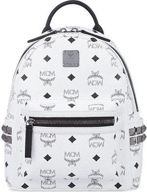 MCM Stark classic mini backpack