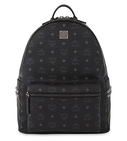 MCM Stark medium backpack (Black