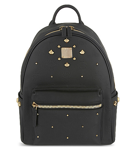 MCM Stark Odeon small backpack (Black