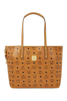 MCM Medium reversible shopper