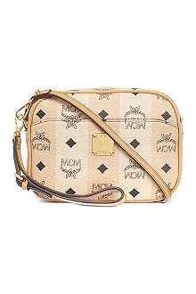 MCM Road to paradise cross-body bag