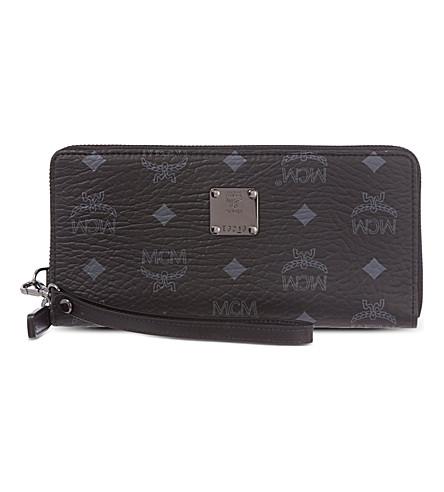 MCM Large Stark wallet (Black