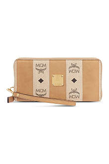 MCM Striped wallet