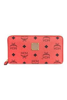 MCM Visetos wallet