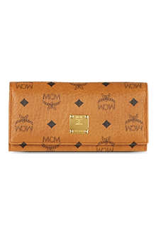MCM Heritage leather wallet