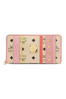 MCM Princess Lion wallet