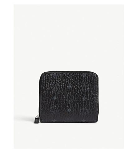 MCM Visetos mini purse (Black
