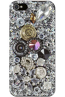 JEAN-PAUL LESPAGNARD Embellished iPhone 5 case
