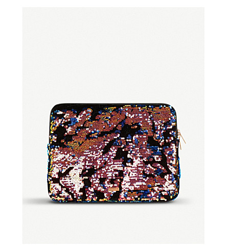 SKINNYDIP Luxe sequined 12