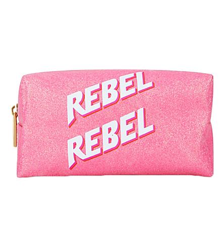 SKINNYDIP Rebel Rebel makeup bag (Multi