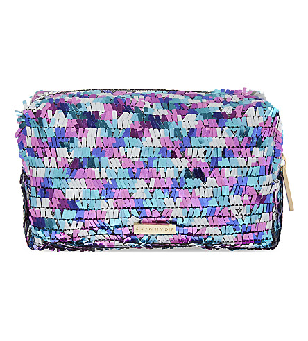 SKINNYDIP Piñata make-up bag (Multi