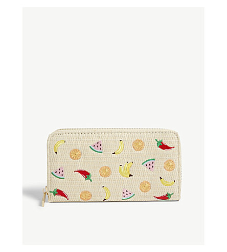 SKINNYDIP Fruit Salad purse (Natural