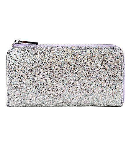 SKINNYDIP Sparkle purse (Silver