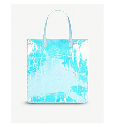 SKINNYDIP Shell Yeah tote bag (Holographic