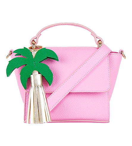 SKINNYDIP Elle cross-body bag (Pink