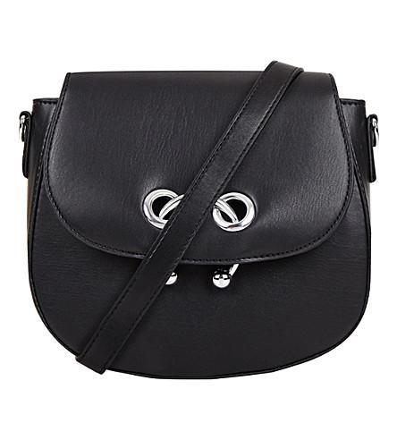 SKINNYDIP Rhie black cross body bag (Multi