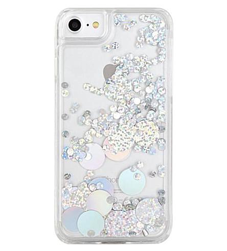 SKINNYDIP Holo Circle iPhone 6 plus case (Multi