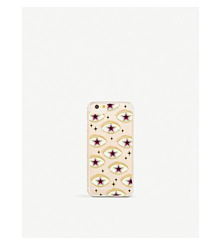 SKINNYDIP Starry Eyed plastic case iPhone 6/7 plus (Starry+eyed