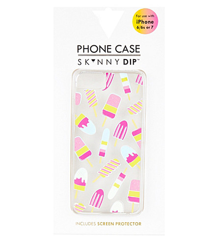 SKINNYDIP Ice Lolly iPhone 6/7 Case (Multi