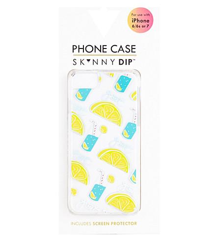 SKINNYDIP G&T iPhone 6/6s or 7 case (Multi