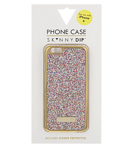 SKINNY DIP 2016 iPhone 6 case (Multi+colour