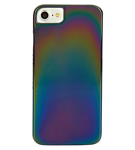 SKINNYDIP Petrol iPhone 6/7 case (Multi