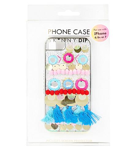 SKINNYDIP Cruz iPhone 6/6s or 7 case (Multi