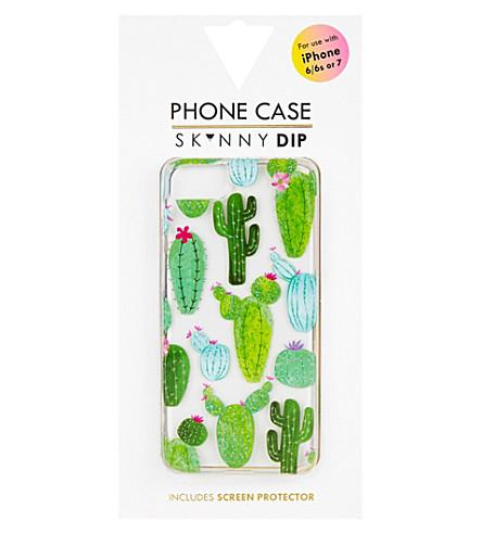 SKINNYDIP Phoenix plastic iPhone 6/7 case (Multi